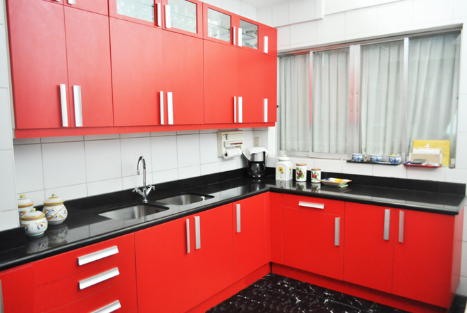 makati city - San Jose Kitchen Cabinet